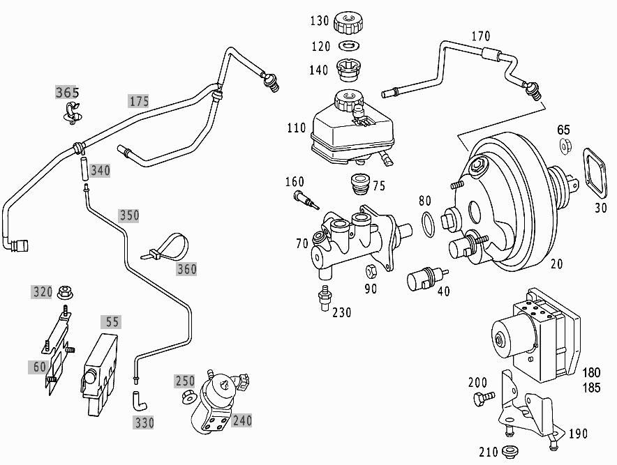 R170 rear ABS sensor - no connection | Mercedes SLK World