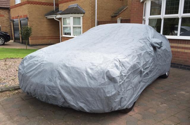 Car Covers & Tarpaulins Stormforce Waterproof Car Cover for ...