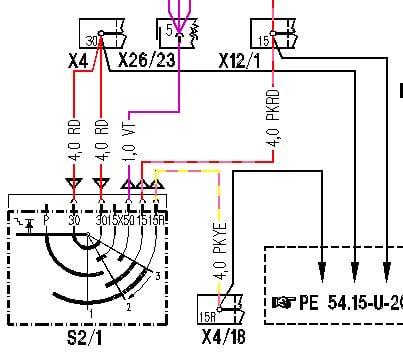 ignition switch wiring diagram for 04 slk 230? | mercedes slk world  slk world