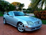 Gerry's 2001 Mercedes-Benz SLK 320