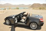 2005 Mercedes SLK350 Bartlett Lake.jpg